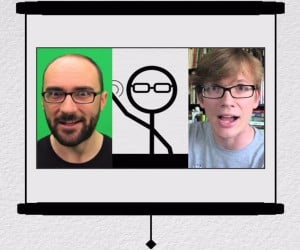 Vsauce, CGP Grey, & Vlogbrothers