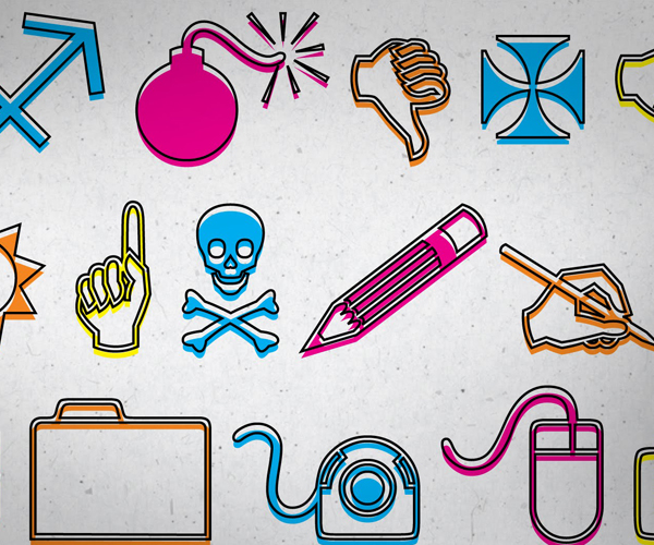 How To Use Dingbats For Free eLearning Illustrations