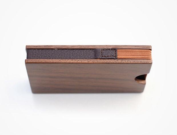 Deal: Slim Timber Wood Wallet