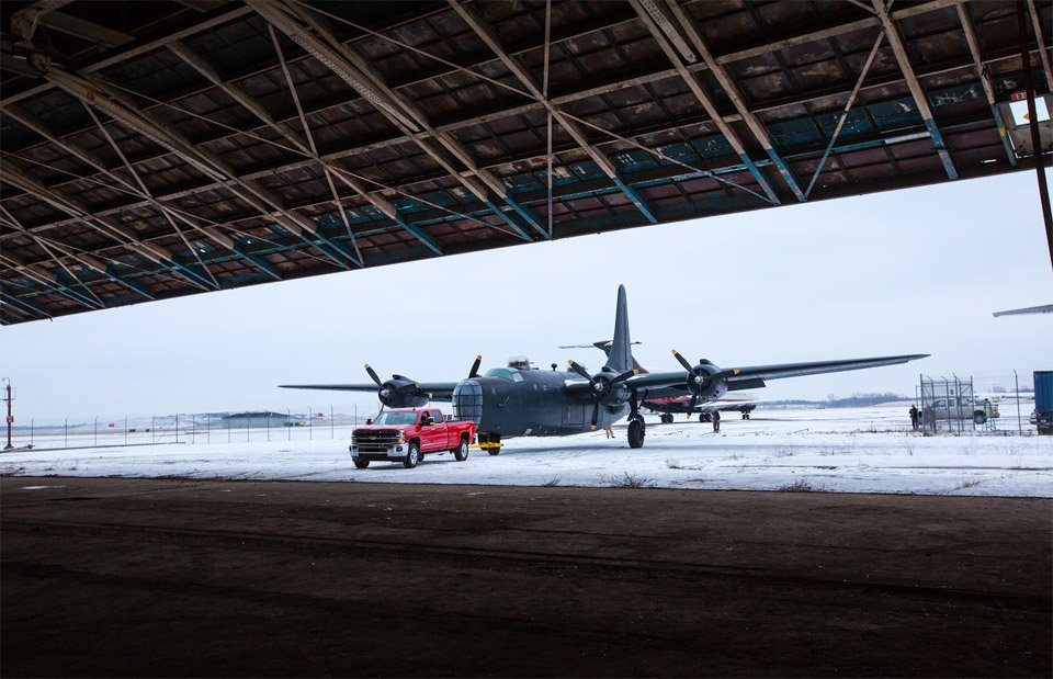 The Willow Run Bomber Plant