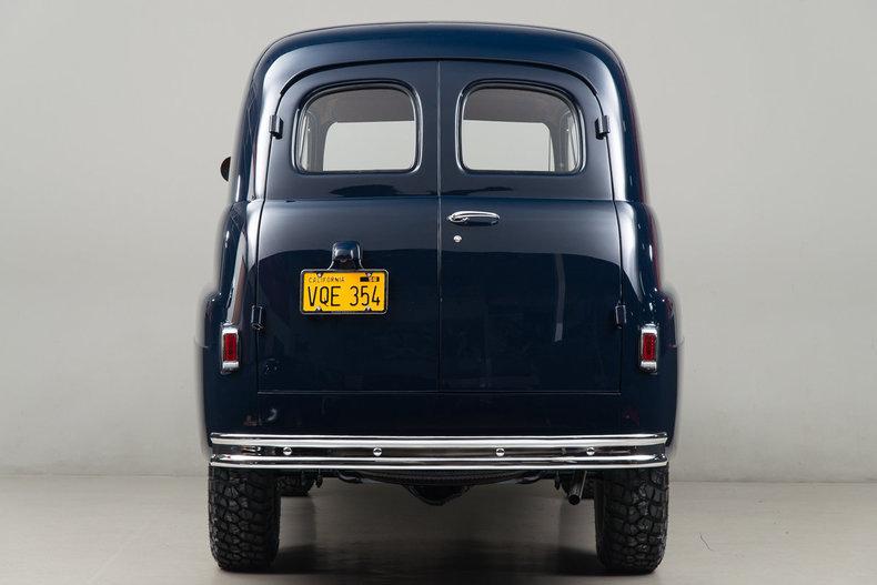 1951 Ford F1 Ranger