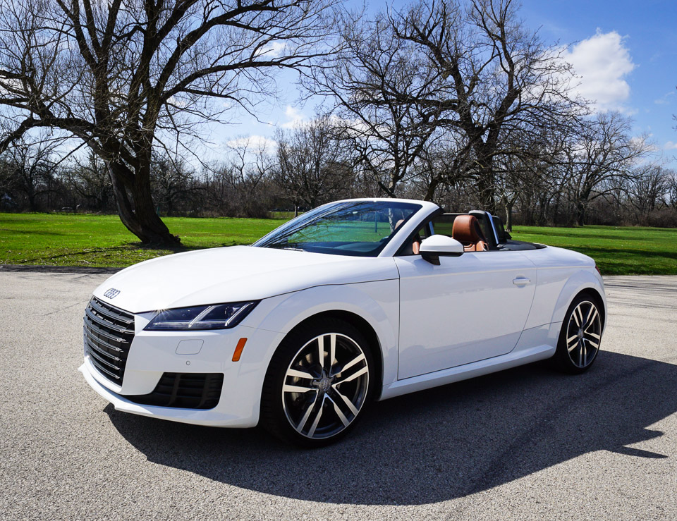 2016 Audi TT Roadster - The Awesomer