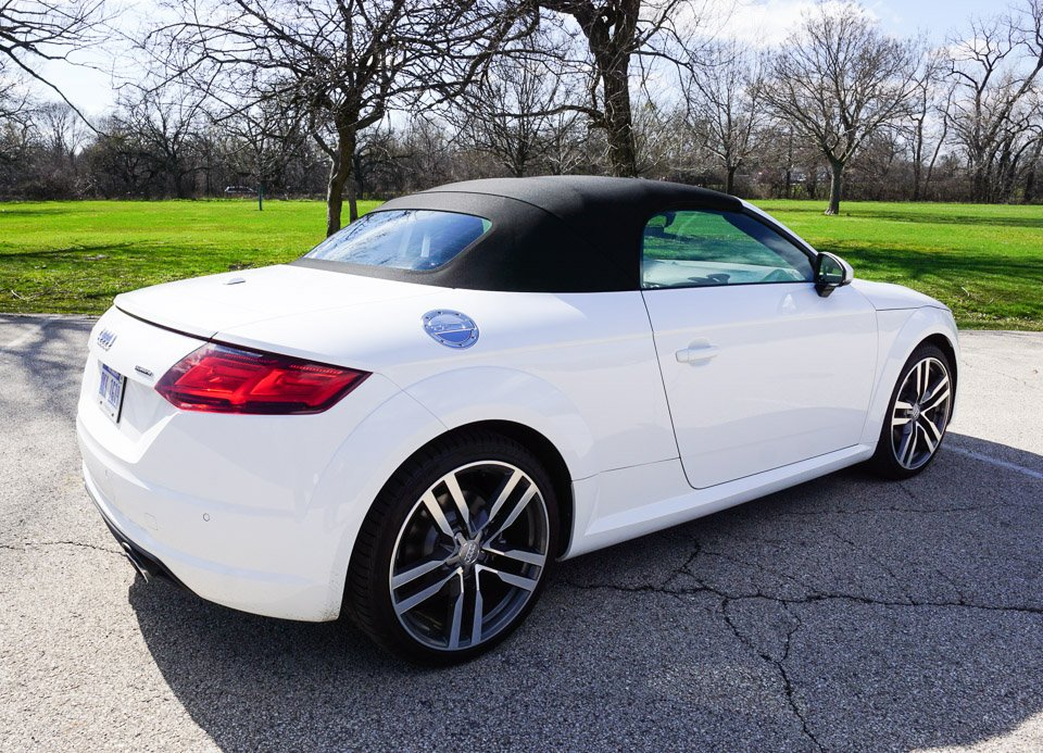 2016 Audi Tt Roadster The Awesomer
