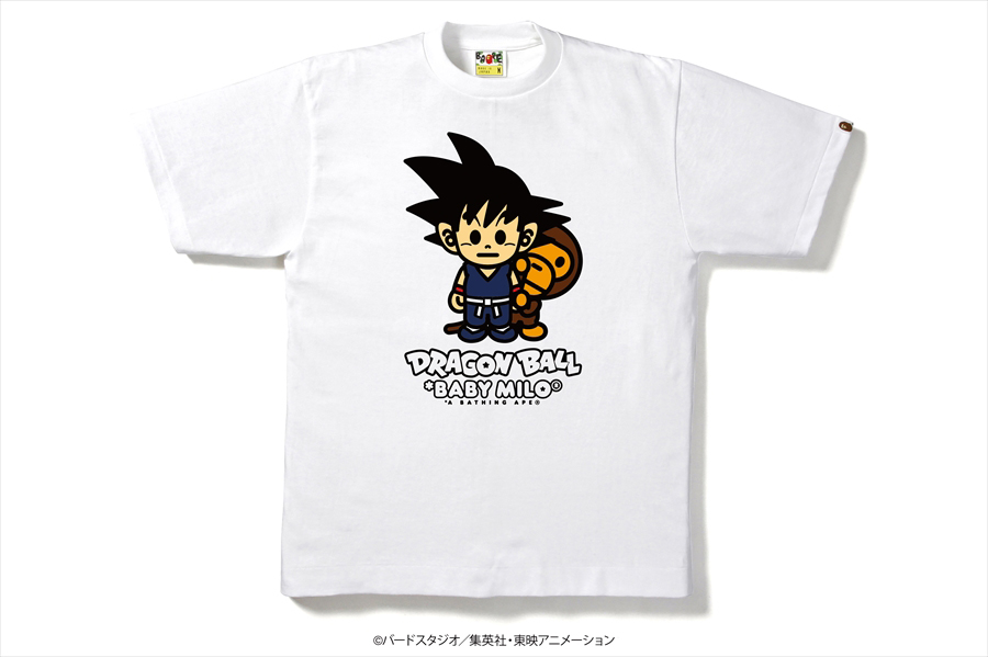 2016 BAPE x Dragon Ball