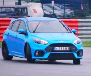 2016 Focus RS: Best Hot Hatch Ever?