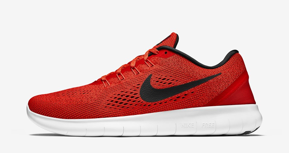 2016 Nike Free Running & Training