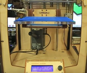 3D Printer Makes Music