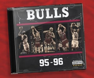 95-96 Chicago Bulls Mixtape
