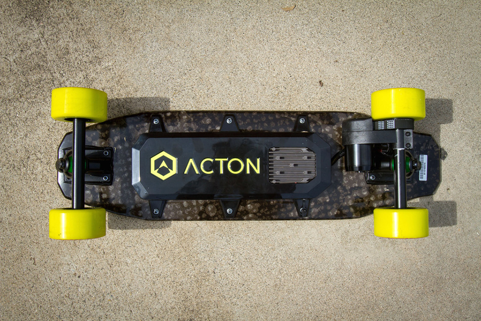 Acton Blink Board