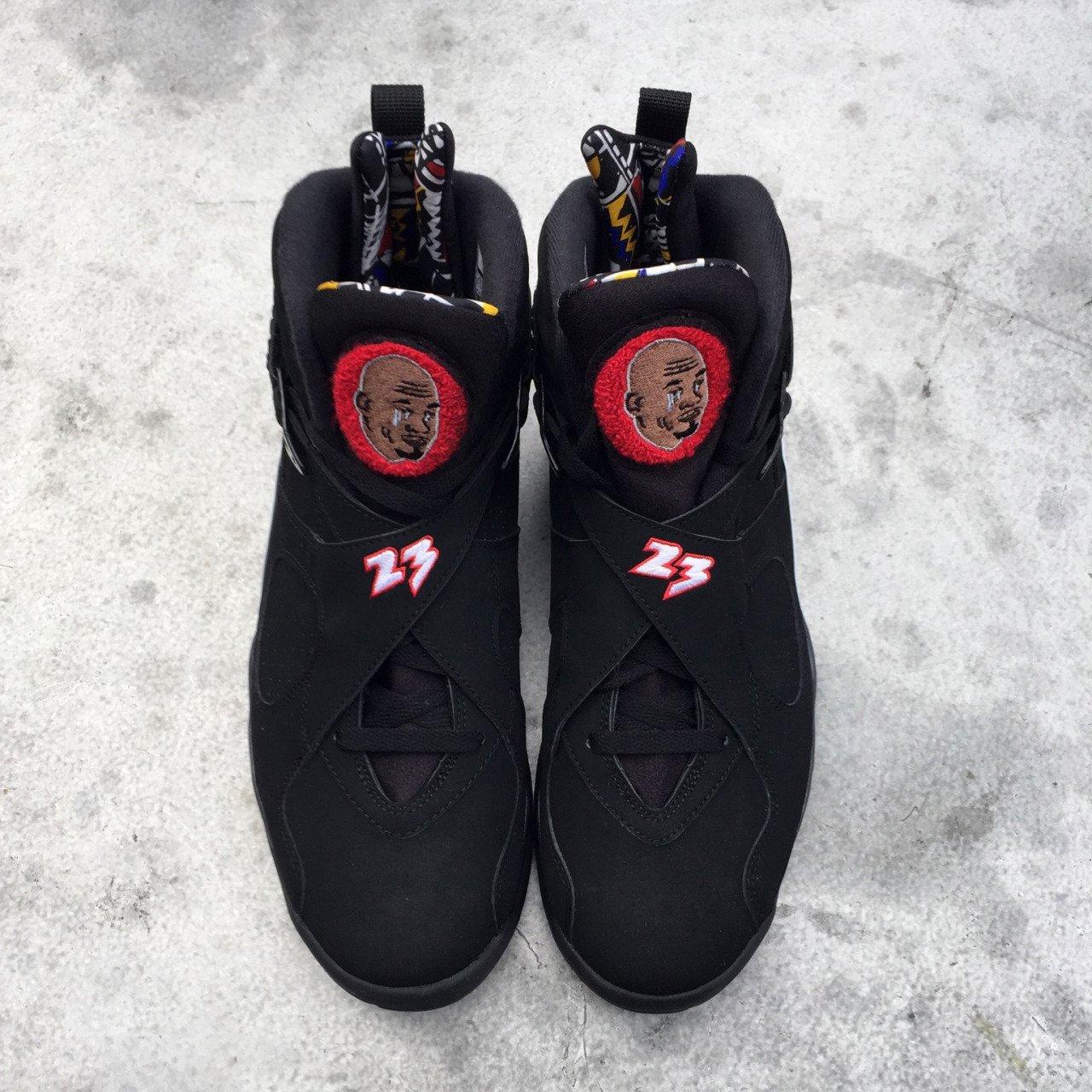 Air Jordan 8 Crying Kicks