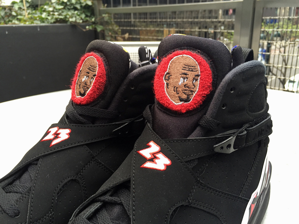 Air Jordan 8 Crying Kicks