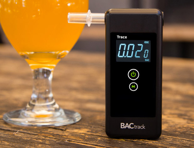 Deal: BACtrack Trace Pro Breathalyzer