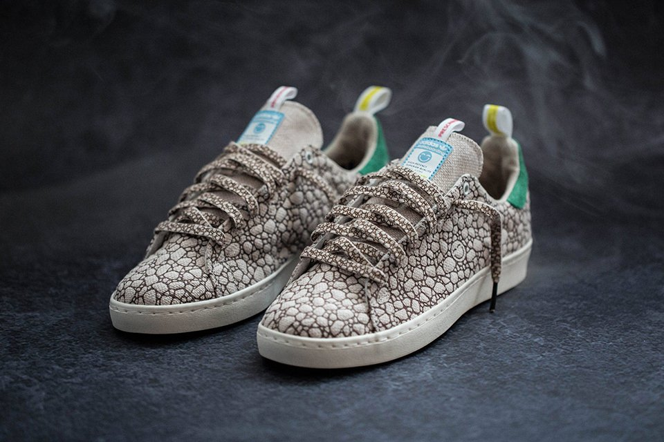 BAIT x Adidas Stan Smith Vulc ...