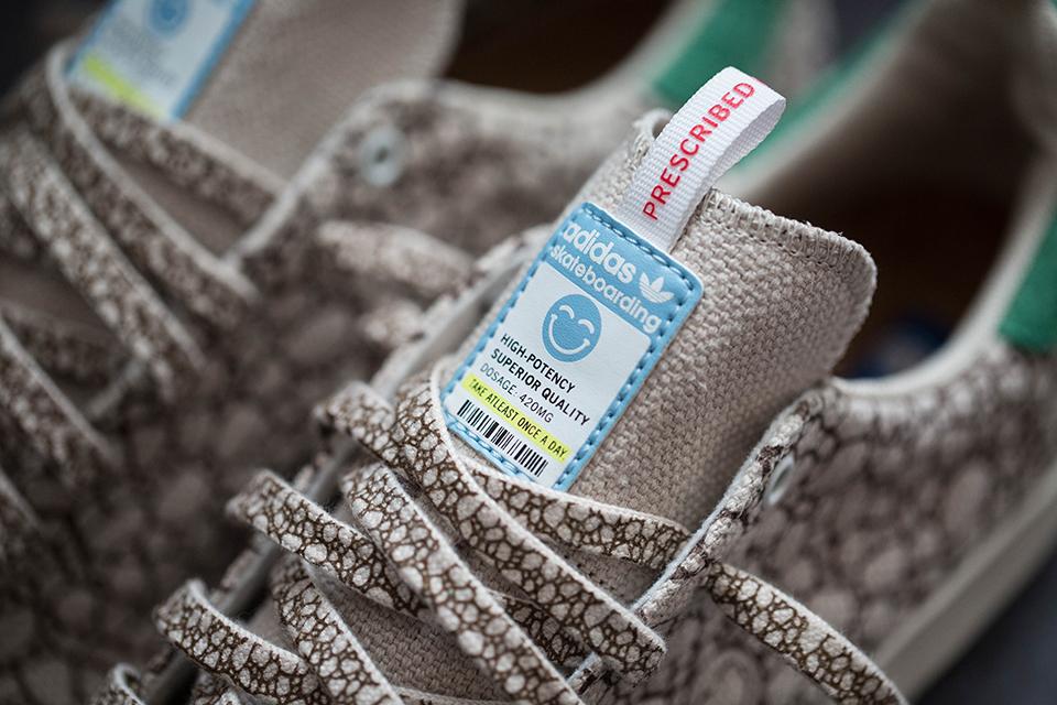 BAIT x Adidas Stan Smith Vulc