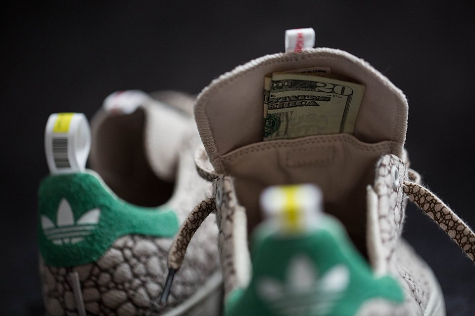 BAIT x Adidas Stan Smith Vulc