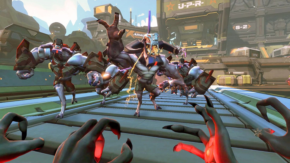 Battleborn: Bootcamp
