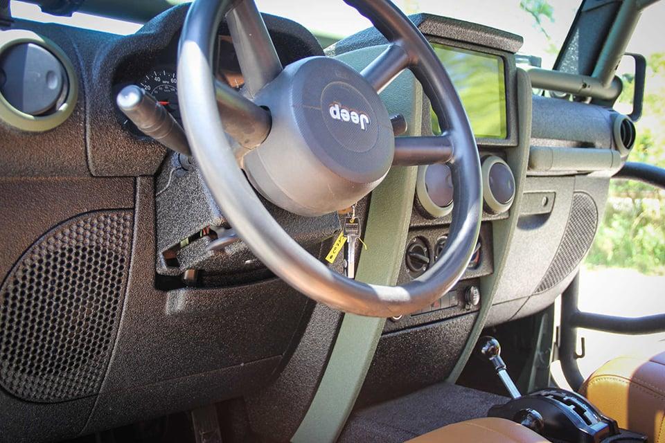 Bruiser Conversions Jeep JK Crew