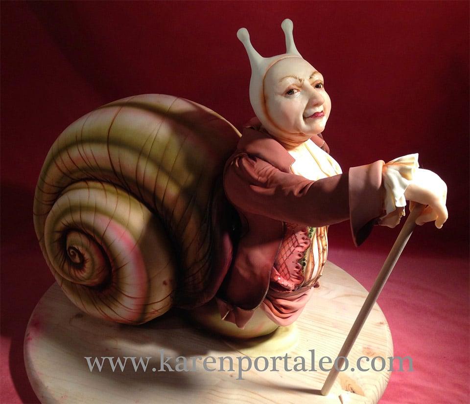Karen Portaleo: Pastry Sculptor