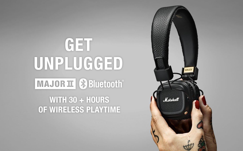 e14af97c98f Marshall Major II Bluetooth