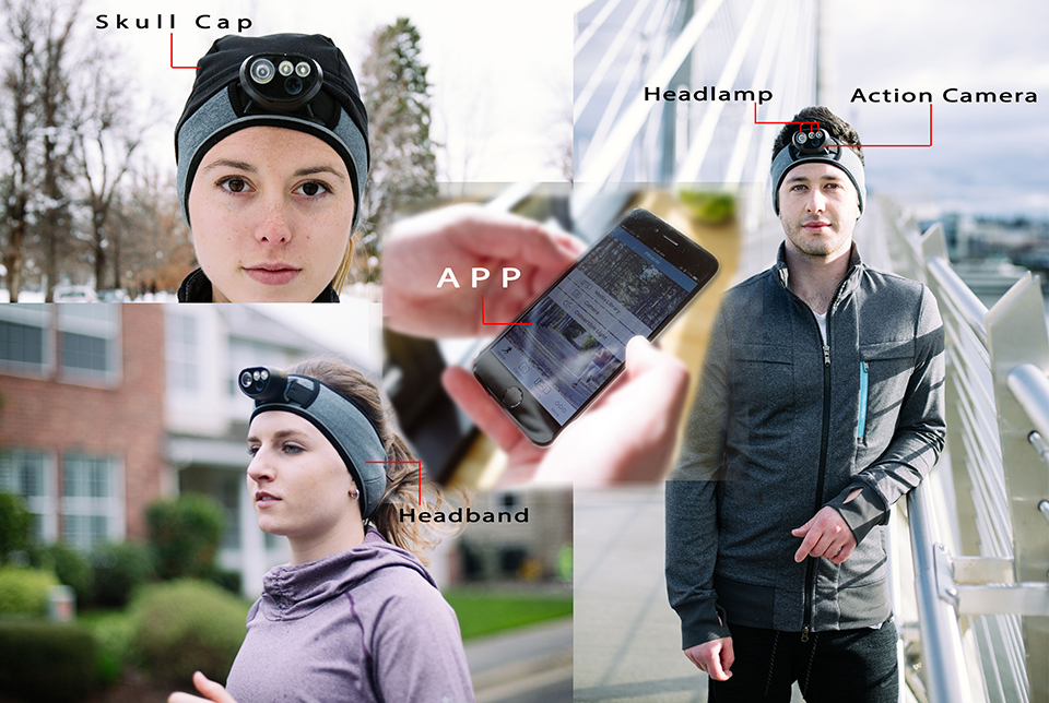 Convertible HDL Wearable Camera