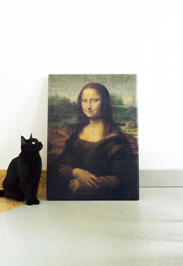 Copycat Art Scratcher
