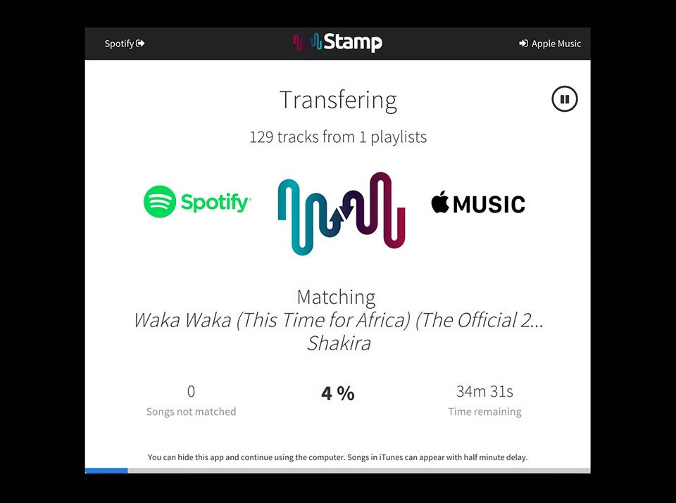 Deal: STAMP Premium Music App