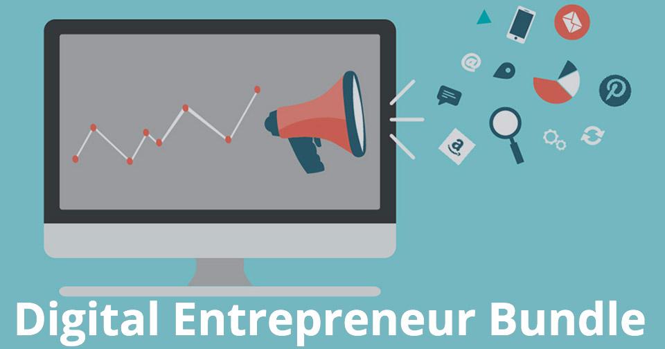 Deal: Digital Entrepreneur Bundle