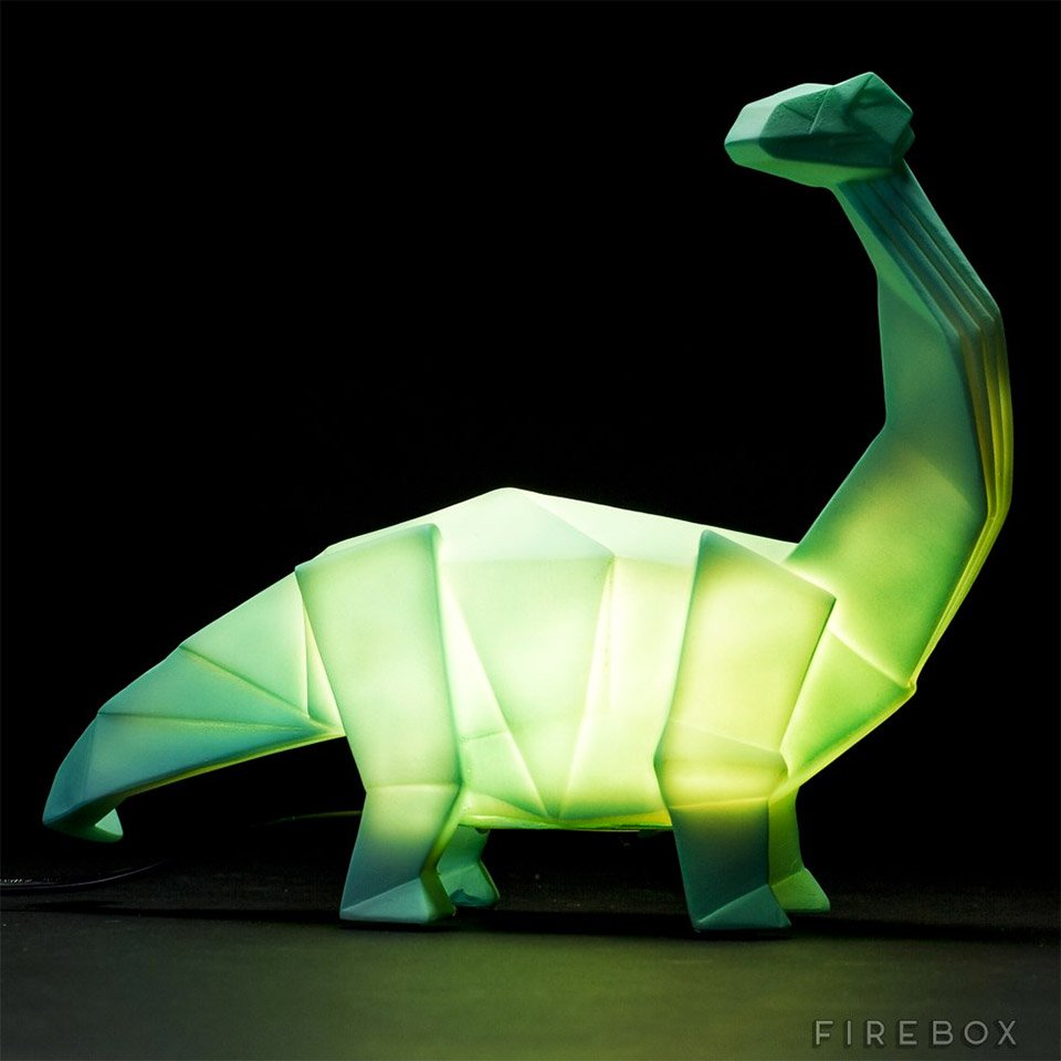 Dino Lamps