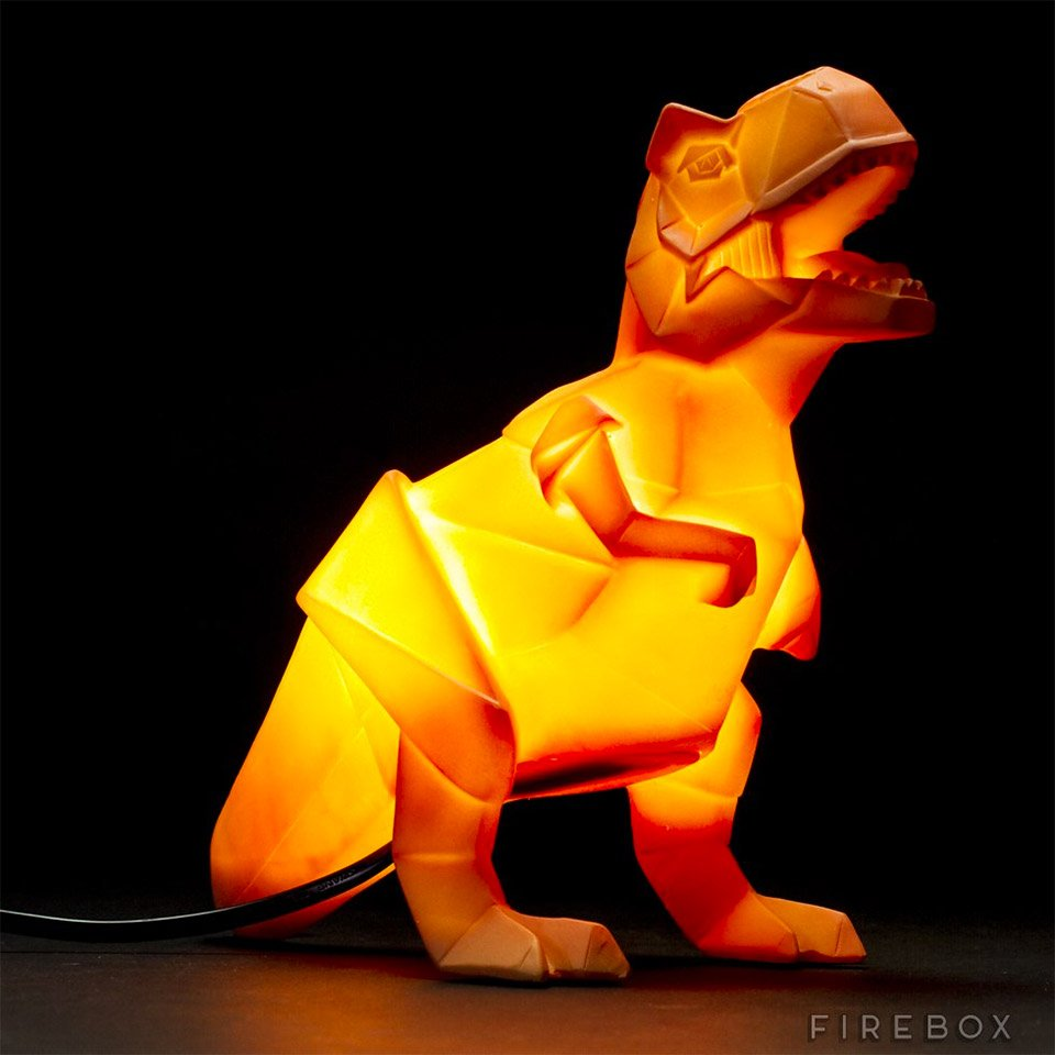 Dino Lamps The Awesomer