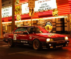 DR30 Nissan Skyline: The Red Panda