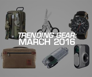 EDC Gear of the Month: 3/16
