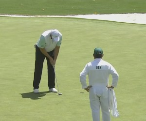 Ernie Els' Horrible Masters Start