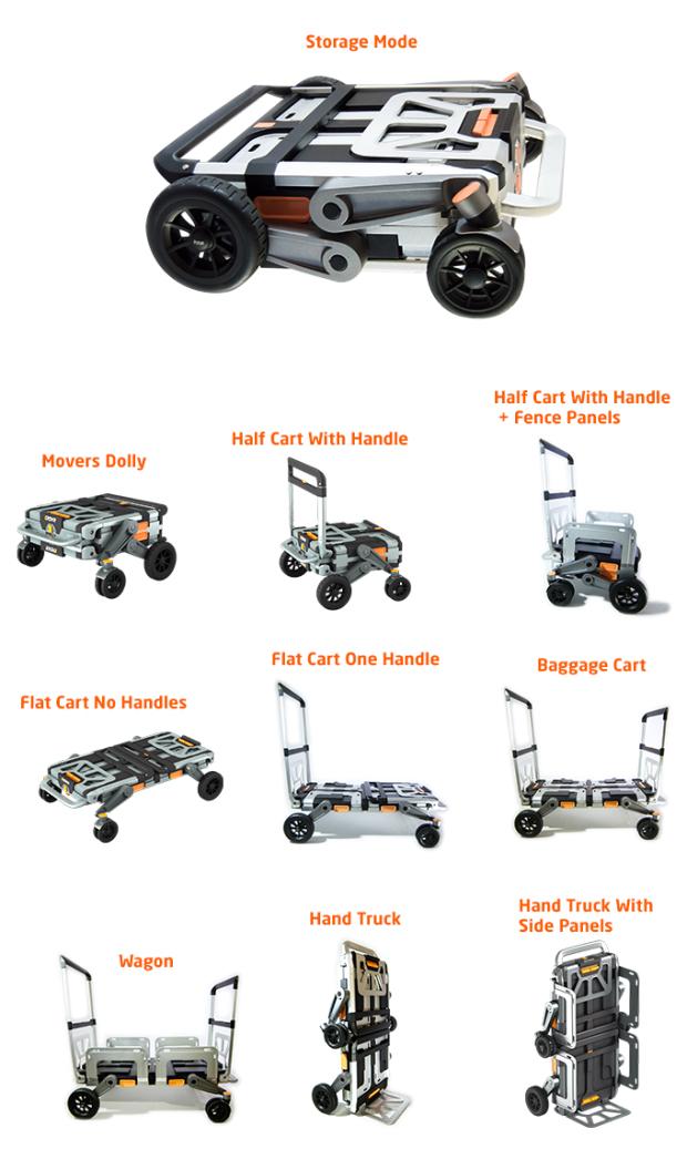 EROVR 10-in-1 Cart