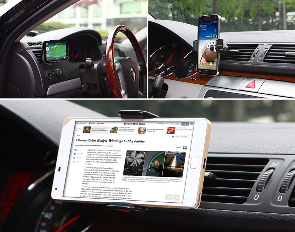 Deal: ExoMount Air Vent Car Mount