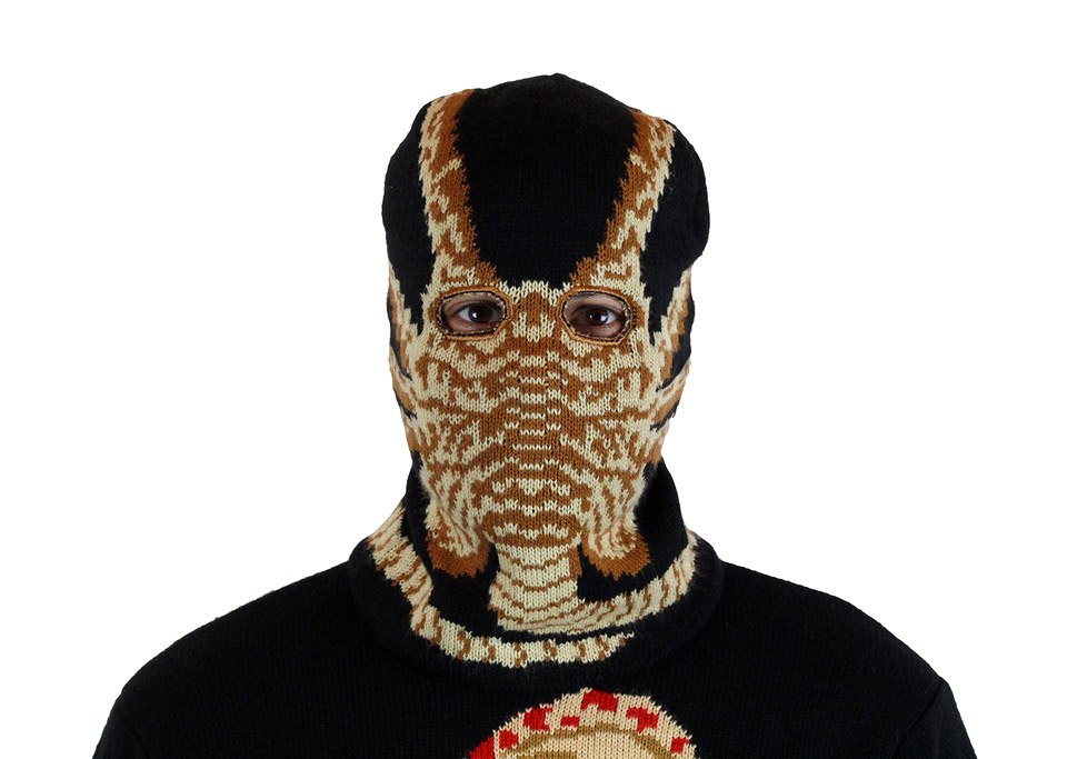 Alien Facehugger Ski Mask