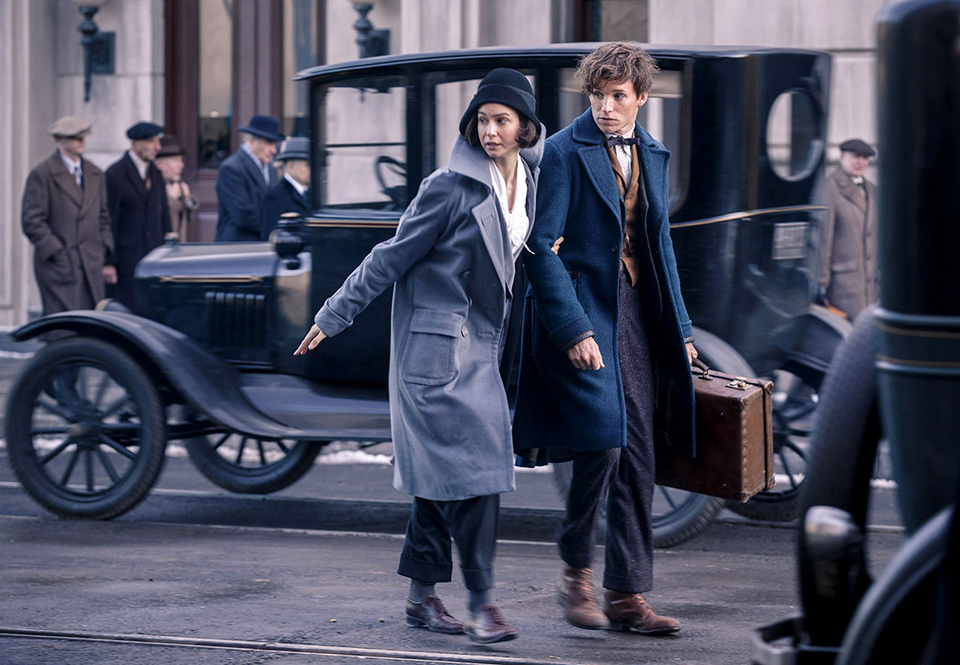 Fantastic Beasts… (Trailer)
