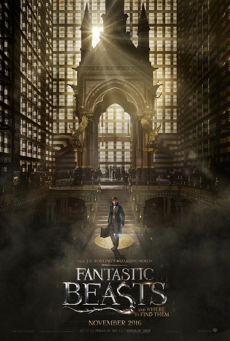 Fantastic Beasts… (Trailer)