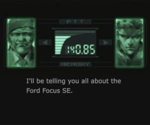 Ford x Metal Gear Solid
