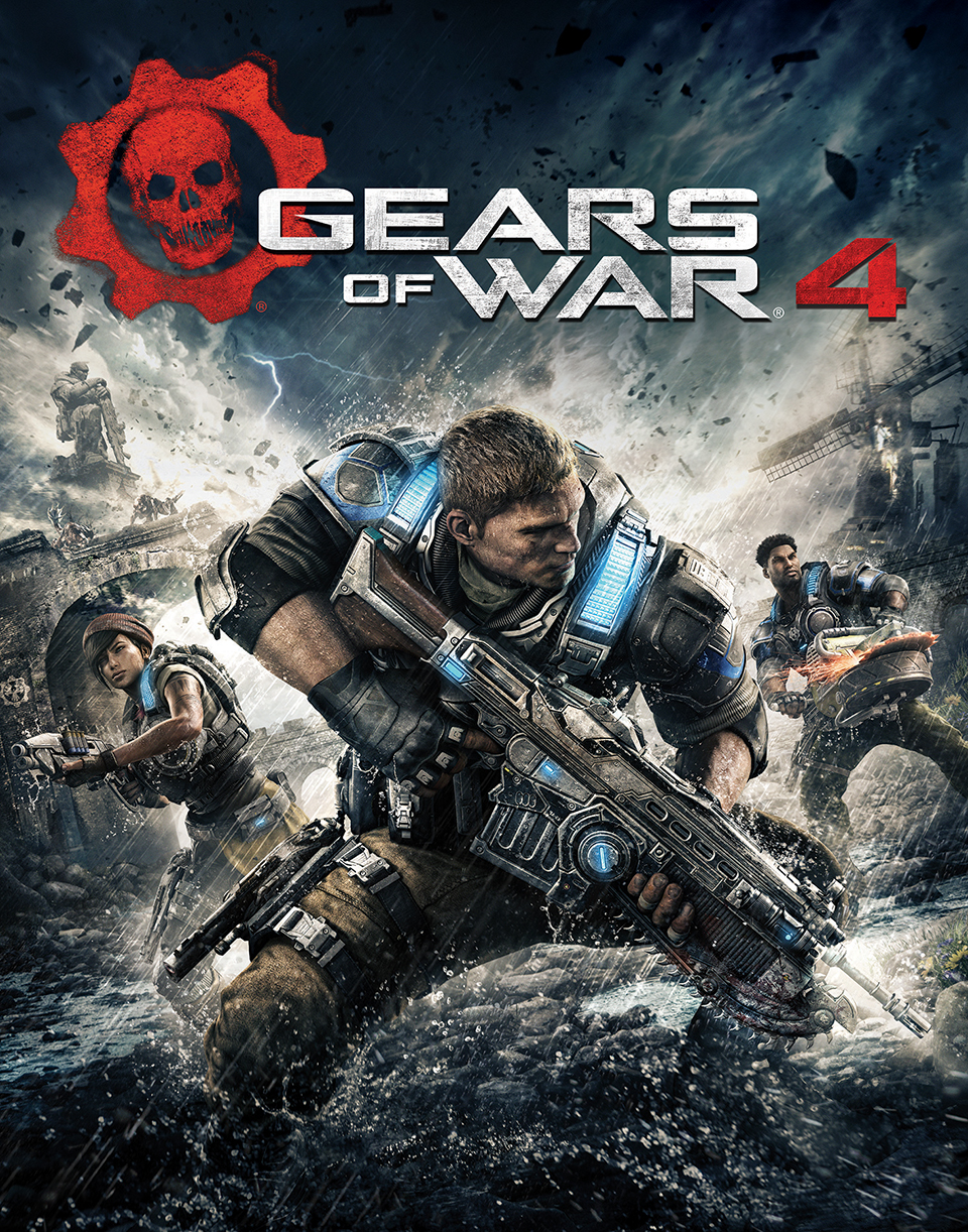 Gears of War 4 (Teaser)