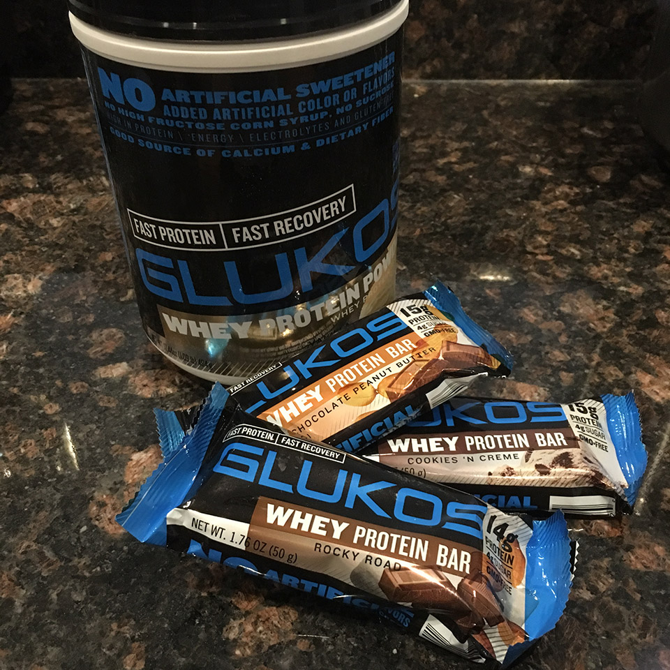 Glukos Energy Protein Products