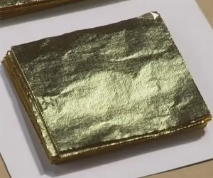How Gold Leaf is Made