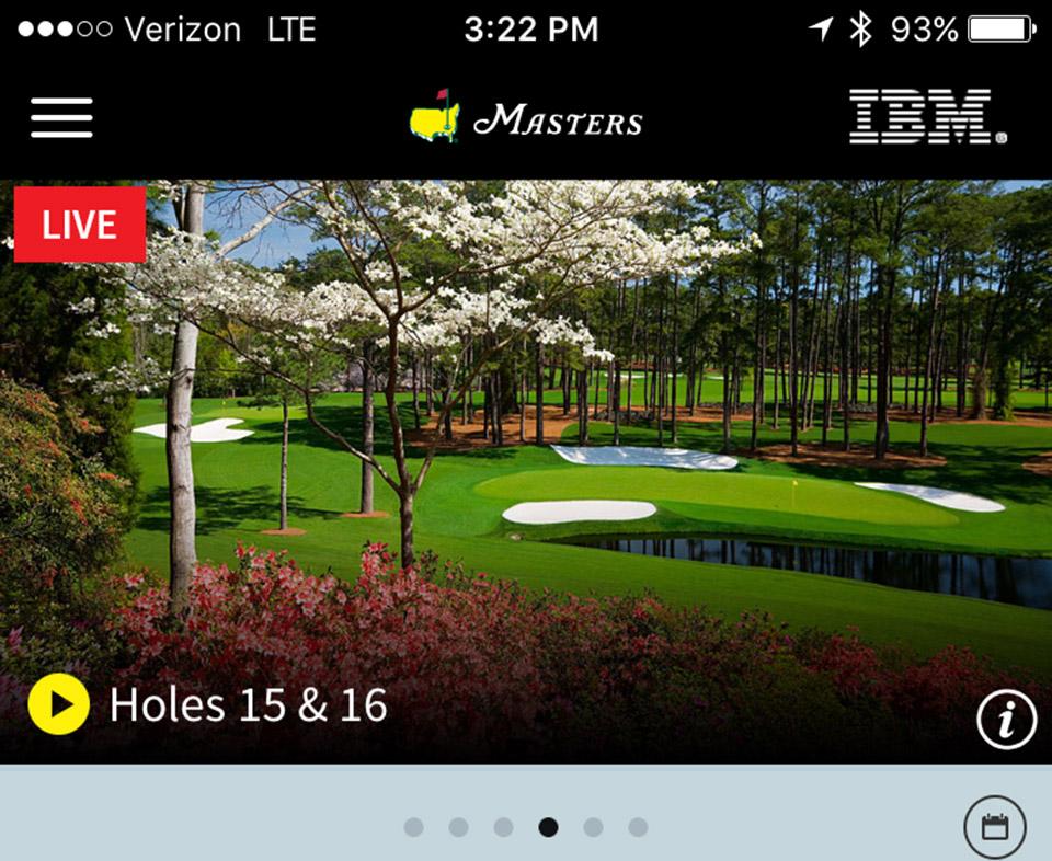 IBM Masters App