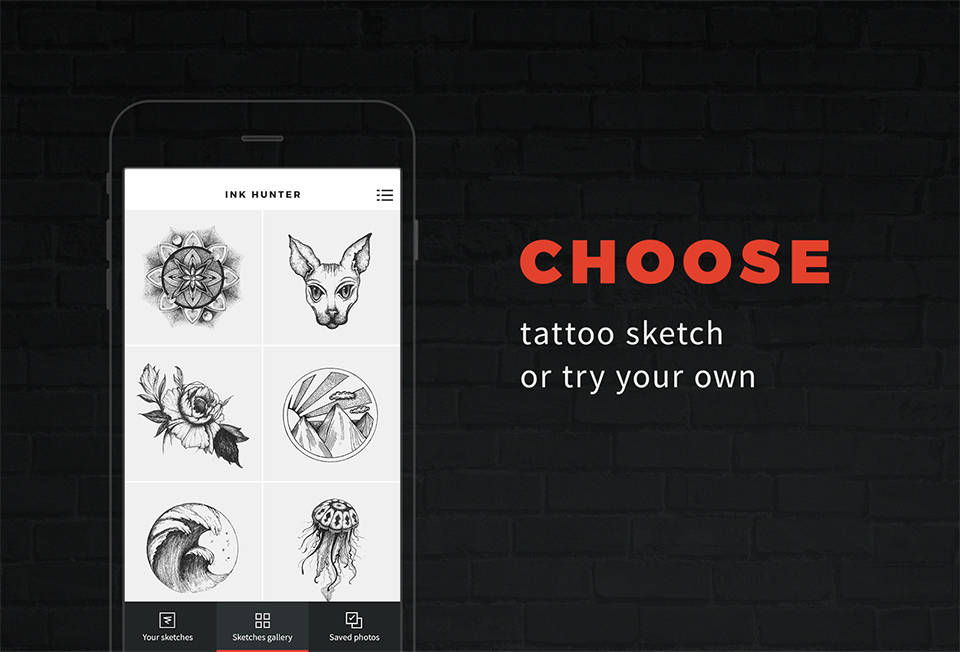 Ink Hunter for iOS