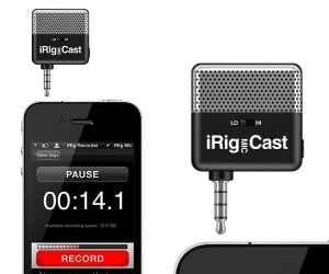 Deal: iRig Mic Cast Microphone