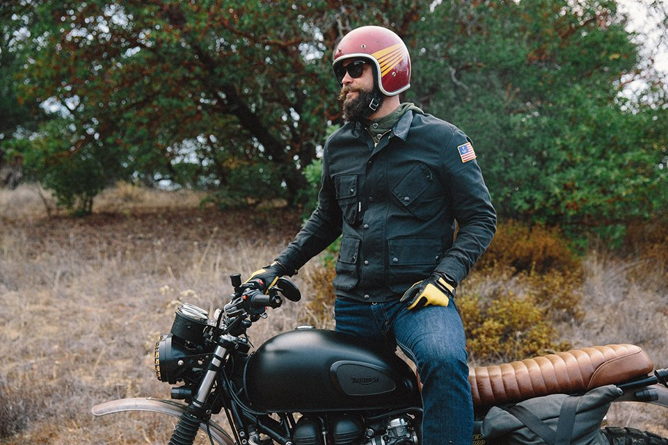 Iron & Resin Mojave Jacket