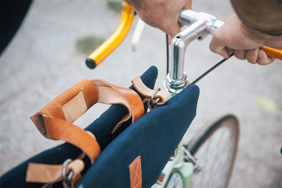 JAAR LA001 Urban Bike Bag