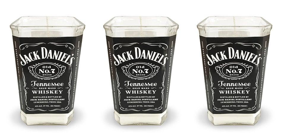 Jack Daniels Maple Bourbon Candle