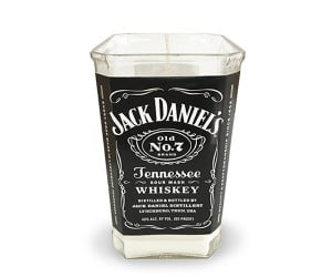 Jack Daniels Maple Bourbon Candle