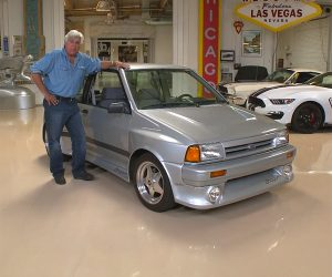 Leno's 1989 Ford Shogun