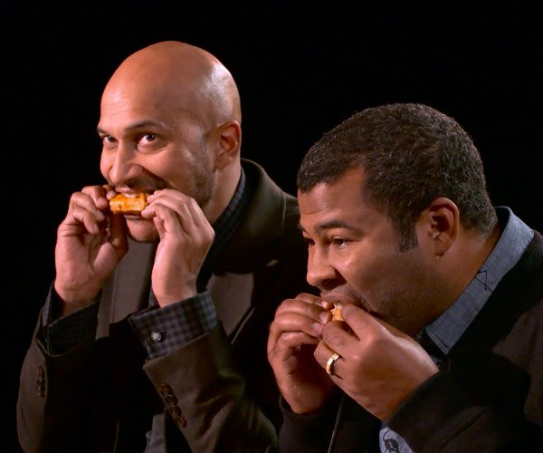 Key & Peele vs. Hot Wings